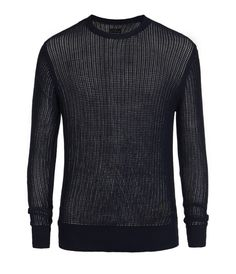 Knett Crew Jumper | Mens Knitwear | AllSaints I really love this!!