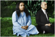 "Meditation by Yogananda: ""If you retain the joyous aftereffects of meditation throughout the day, or part of the day, you will see that this joy will correctly guide you in everything. Saints are guided by this joy, in the consciousness of which no erroneous actions are possible. Retain the acquired joy of meditation throughout the day."" #meditation"