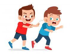 Art Drawings For Kids, Cartoon Drawings, Kindergarten Fun, Preschool, Back To School Kids, Bible Stories For Kids, Action Words, Kids Behavior, Children Images
