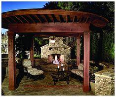 Atlanta Patio by Stonehenge Hardscape Atlanta, via Flickr
