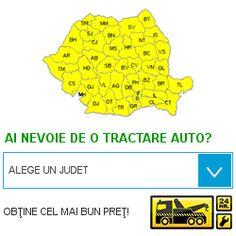 Tractări auto Vrancea - Tractari Auto
