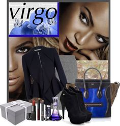 """""""Virgo Contest"""" by adduncan ❤ liked on Polyvore"""