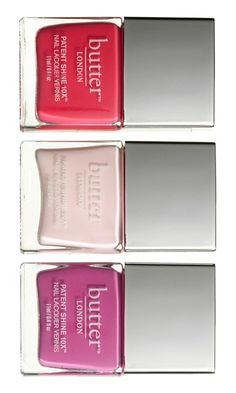 Each of these springtime hues from Butter London features a 10-in-1 formula that delivers gel-like cushion and shine to promote brighter, stronger and healthier nails.