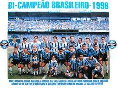 Time épico - Grêmio -1996