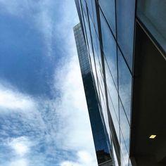 #morning #blue #sky