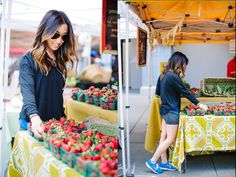 Look 2: Shop the Market Travel Happy Travel Light with Crystalin Marie and lucy Activewear