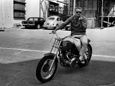 "theimpossiblecool: ""McQueen '66. """