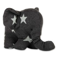 Elephant Star - Grey By Baby's Only - www.babysonly.nl