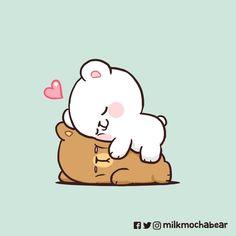 Cute Couple Wallpaper, Cute Disney Wallpaper, Cute Cartoon Wallpapers, Cute Bear Drawings, Cute Cartoon Drawings, Cute Cartoon Pictures, Cute Pictures, Cute Love Gif, Cute Love Images