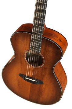 Handmade Guitars - This handmade acoustic guitar is made out of Myrtle wood, and features a bourbon tinted stain. Check out this guitar and others at Breedlove Guitars. Breedlove Guitars, Cool Gadgets, Acoustic Guitar, Bourbon, Oregon, Music Instruments, Cool Stuff, Concert, Bourbon Whiskey