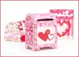 Valentine Mailboxes SVG Kit