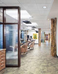Amazing Ideas of How to Design a Modern Dental Clinic for Children-part 1 | http://www.designrulz.com/design/2015/03/amazing-ideas-design-modern-dental-clinic-children/