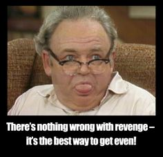 Archie Bunker | 8 Seniors Of Classic TV You Don't Want To Mess With