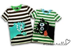 Mutturalla -This is a finnish blog of a mother of five who makes beautiful clothes for her kids!