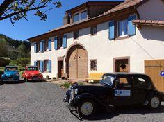 Bluets et Brimbelles - Sawday's Alsace, Aix En Provence, Top, Bedrooms