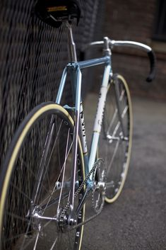 Custom Build: Rossin | Superb Bicycle