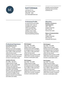 Resume Layout Microsoft Word Kendra Love Resume Template For Microsoft Word With Matching Cover .
