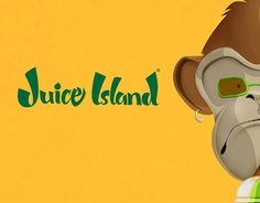 """Check out new work on my @Behance portfolio: """"Juice Island Branding Project"""" http://on.be.net/1iPUOvb"""