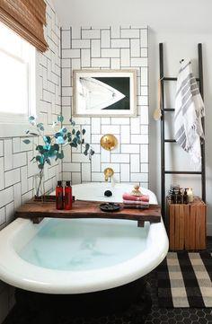 » DIY ORGANIZATION | Bathroom Bottle & Towel Labels