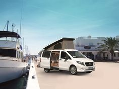 Camper Concepts - Introducint the new Reimo Mercedes Metris Triostyle Camper