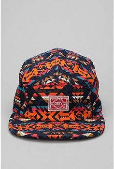"OBEY Trademark 5-Panel Cap -- ""Perfect hat.... Guess I got my swagger back."""