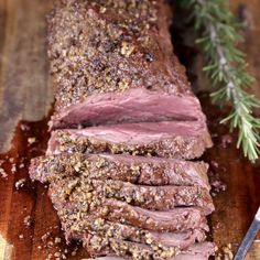 Beef Tenderloin Recipes, Beef Tenderloin Roast, Roast Beef, Grilling Recipes, Beef Recipes, Family Recipes, Barbecue Recipes, Holiday Recipes, Grilling Ideas