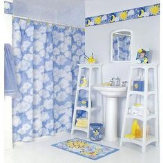 Top Kid Friendly Bathroom Decor #baby #diy #kids #bathroom #decor #