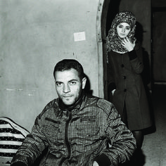 Rosalind Solomon's Portraits from Israel and the West Bank - The New Yorker