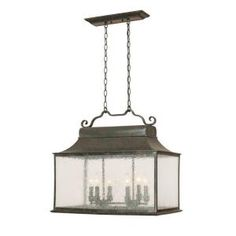 World Imports, Dark Sky Rever Collection 6-Light Flemish Island light- for entry?!