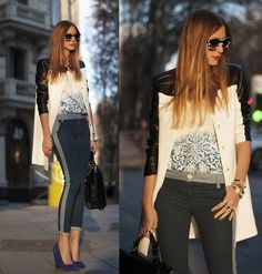 CASUAL TUESDAY (by Andrea Gomez) http://lookbook.nu/look/4726733-CASUAL-TUESDAY