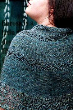 Ravelry: Proserpine pattern by Karie Westermann