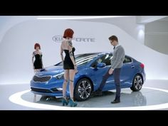 """Hotbots"" 2014 Kia Forte Big Game Car Ad"