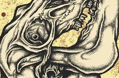 Antichrist by Jon Cottam