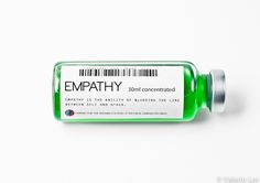 Human Feelings as Drugs | {'We all need a little empathy; I need some so bad, I would probably inhale it if you were to offer me a drop or two.'} | #Aspie♥