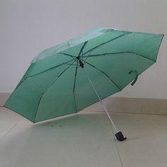 cheap promotioanl gift 3 folding umbrella