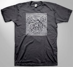 Disney Mickey Mouse Waves Joy Division Replica TShirt S3XL by fomografik