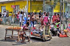 Spanish Town, Jamaica