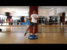 En este video podréis ver una progresión de ejercicios de propiocepción, dividada en tres niveles. El objetivo de estos ejercicios es, fortalecer rodillas y ...