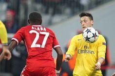 Champions League: FC Bayern München trifft auf FC Arsenal, Bayer Leverkusen auf FC Barcelona http://web.de/magazine/sport/fussball/champions-league/champions-league-auslosung-fc-bayern-muenchen-arsenal-leverkusen-barcelona-30879120