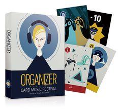 ORGANIZER(オーガナイザー) | JUGAME STUDIO(ジュゲムスタジオ) |『ゲームマーケット』公式サイト