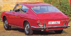 VW Karmann Ghia Type 34 Fastback