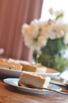 Raw Lemon Cheesecake