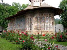 Monasterio Voronet