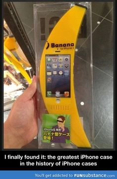 The greatest iphone case!
