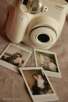 I would absolutely LOVE a Fuji Instax Camera...  Wishlist item, for sure.