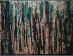 "12X16"" acrylic on canvas Untitled mgjart.com"
