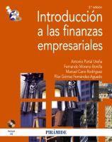 Introducción a las finanzas / Antonio Partal Ureña ... [et al.] 2ª ed Madrid : Pirámide, D. L. 2013