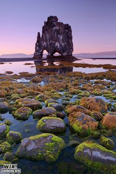 Iceland,I want to visit here one day.