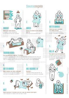 Afbeeldingsresultaat voor hoe de sauna gebruiken