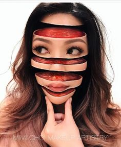 Take a look at this amazing Make Up Illusions illusion. Browse and enjoy our huge collection of optical illusions and mind-bending images and videos.